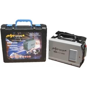 Сварочный инвертор Луч ММА 250 mini (алюминиевый кейс)