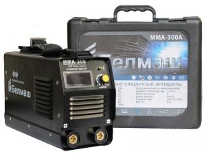 Сварочный инвертор Белмаш ММА-300 (кейс)