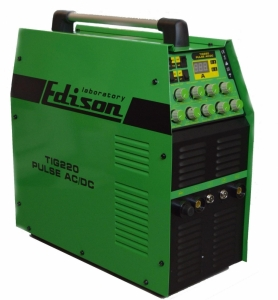 Аргонная сварка Edison TIG-220 Power AC/DC