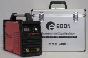 Сварочный инвертор Edon MMA-300С кейс