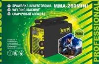 Сварочный инвертор NVP ММА-260 mini