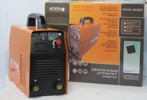 Сварочный инвертор Искра ММА 306D