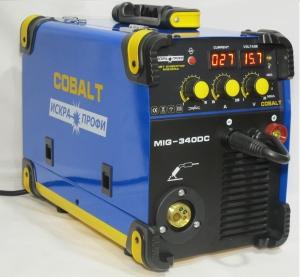 Сварочный полуавтомат Искра Профи COBALT MIG 340DC