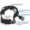 Маска сварщика хамелеон VITA TIG 3-A Pro TrueColor (цвет робот)