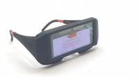 Сварочные очки хамелеон Минск АМС-4000 с авто затемнением