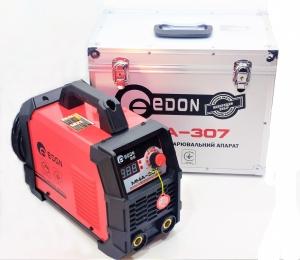 Сварочный инвертор Edon MMA-307 в кейсе