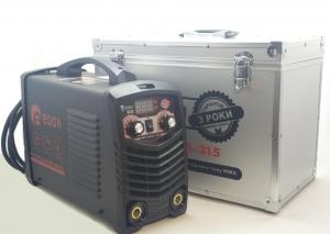 Сварочный инвертор Edon Pro MMA-315 кейс