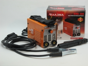 Сварочный инвертор Плазма turbo MMA-300