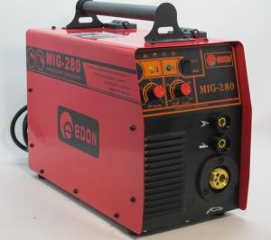 Сварочный полуавтомат Edon MIG 280 (+ MMA)
