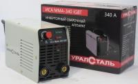 Сварочный инвертор Уралсталь ИСА ММА 340