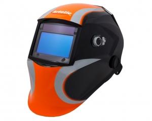 Маска сварщика хамелеон Vita ARTOTIC SUN7B чёрно-оранжевая